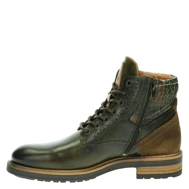 Rehab Neal Croco Army - Veterboots - Groen