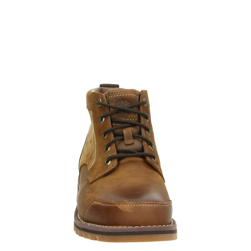 Timberland Larchmont - Veterboots - Cognac