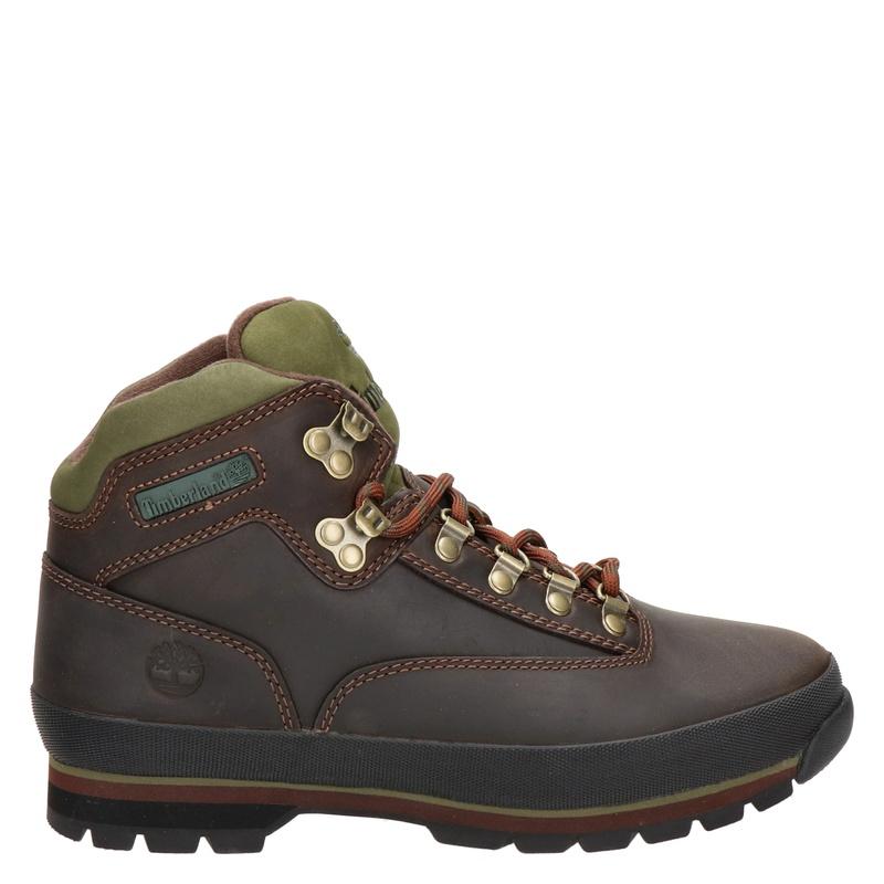 Timberland Euro Hiker nubuck wandelschoenen bruin online kopen