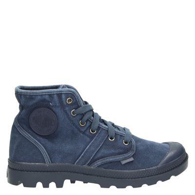 Palladium heren sneakers blauw