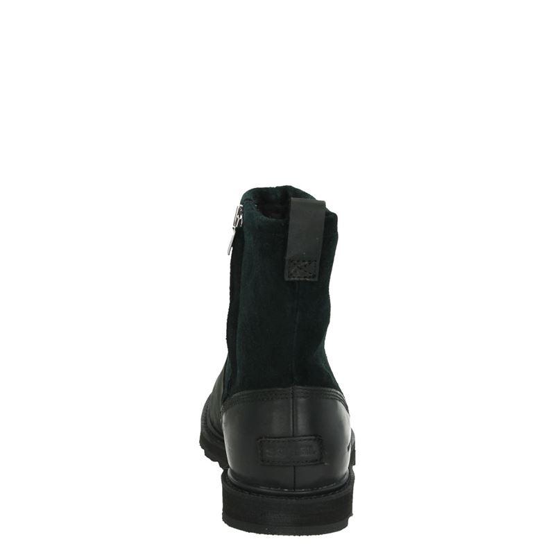 Sorel Madson Zip - Rits- & gesloten boots - Zwart