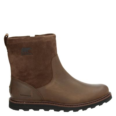 Sorel heren snowboots bruin