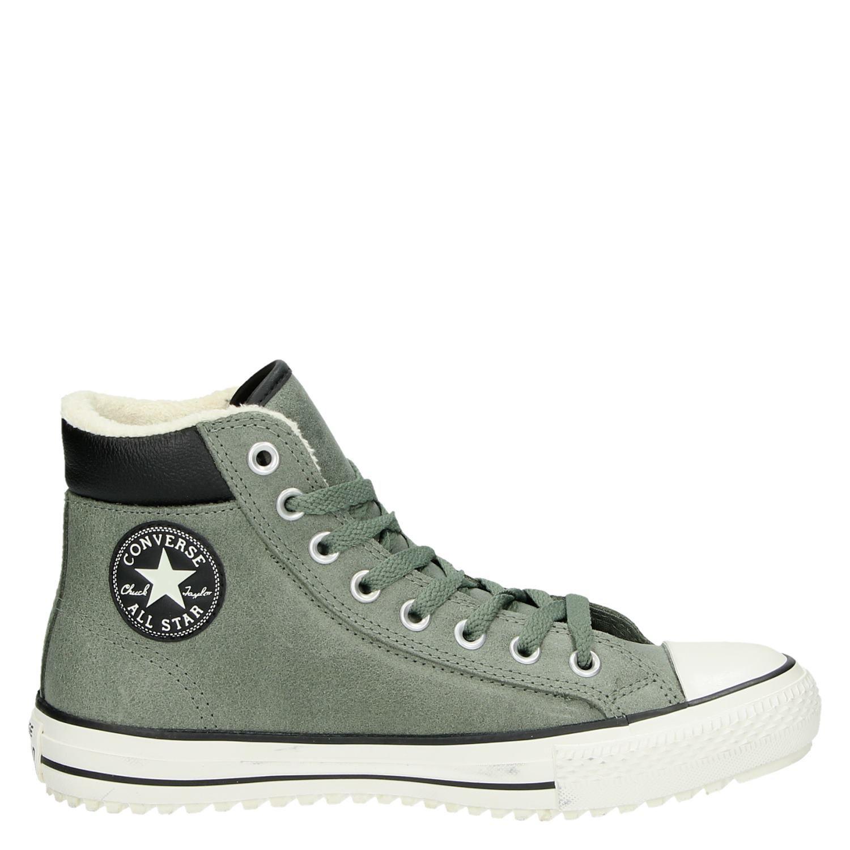 Chaussures Vert Converse Pour Les Hommes vBaM2