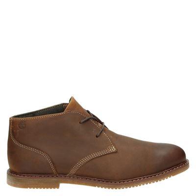 Timberland heren nette schoenen bruin