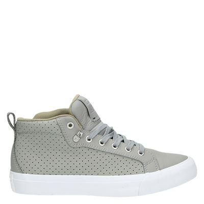 Converse heren boots grijs