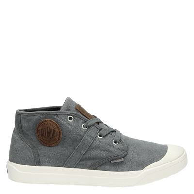Palladium heren sneakers grijs