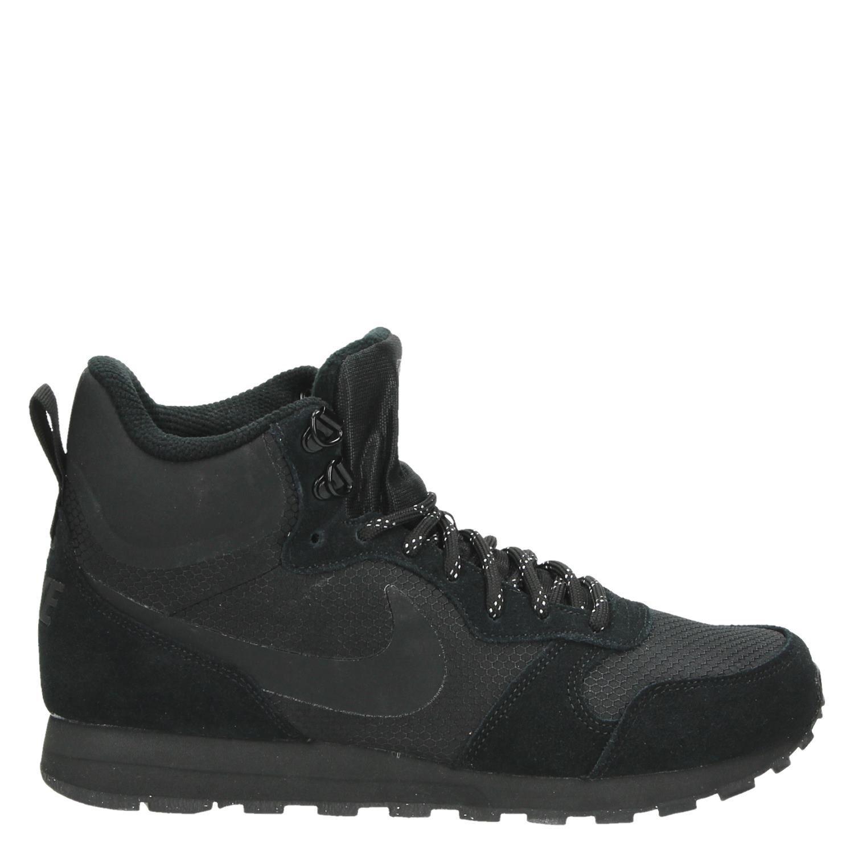 a6c7349dbc6 Nike MD Runner 2 heren hoge sneakers zwart
