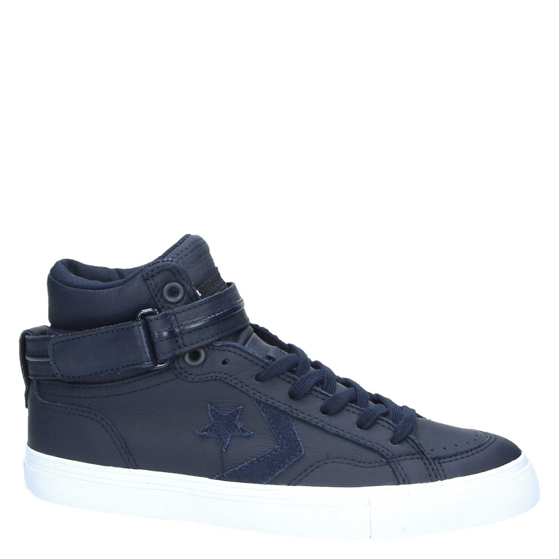 Converse Pro Blaze herensneaker blauw