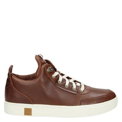Timberland heren sneakers bruin