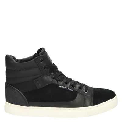 G-Star Raw heren sneakers zwart