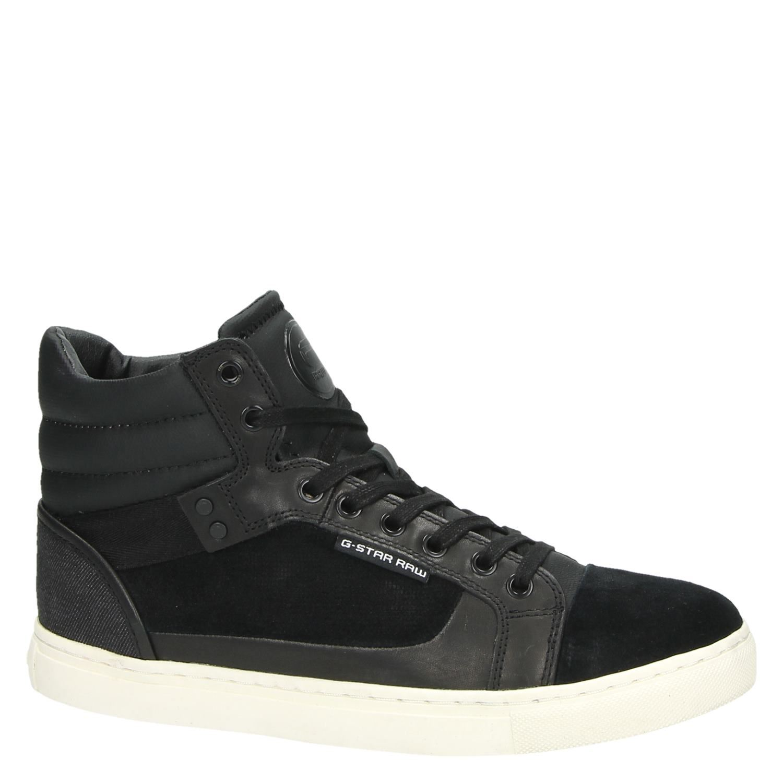 Noir G-star Chaussures Premières Pour Les Hommes tFkC4