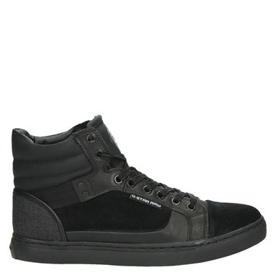 G-Star heren sneakers zwart