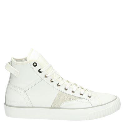 G-Star heren veterschoenen wit
