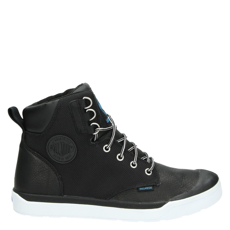 Palladium Chaussures Noires qgEFukPD4e
