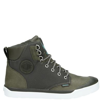 Palladium heren boots groen