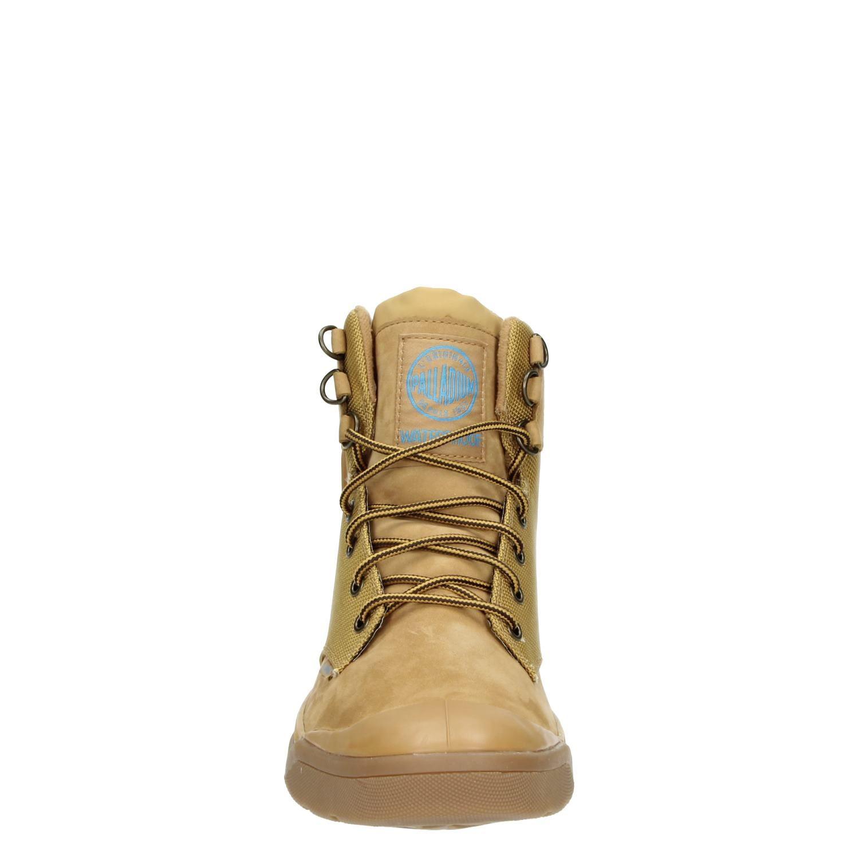 Heren Hoge Sneakers Palladium En Palladium yyMRj