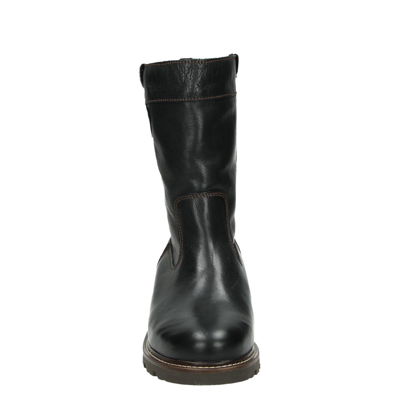 Gesloten Boots Ritsamp; Shoemixx Gregor Zwart Mc Tornado nl CBexorWd