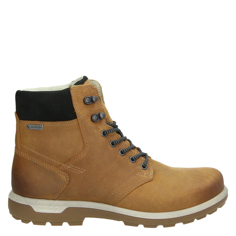 Chaussures Ecco Hommes Gore-tex - Noir Siffleur xMPVjm7qQx