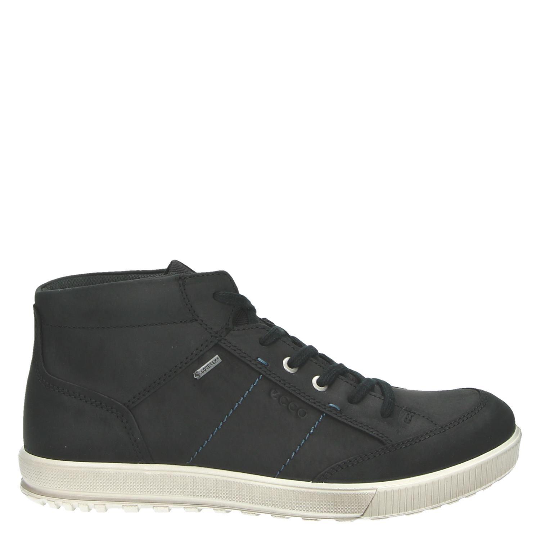 Hommes Ecco Ennio Baskets - Noir (noir), Taille: 45