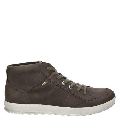 Ecco heren sneakers bruin