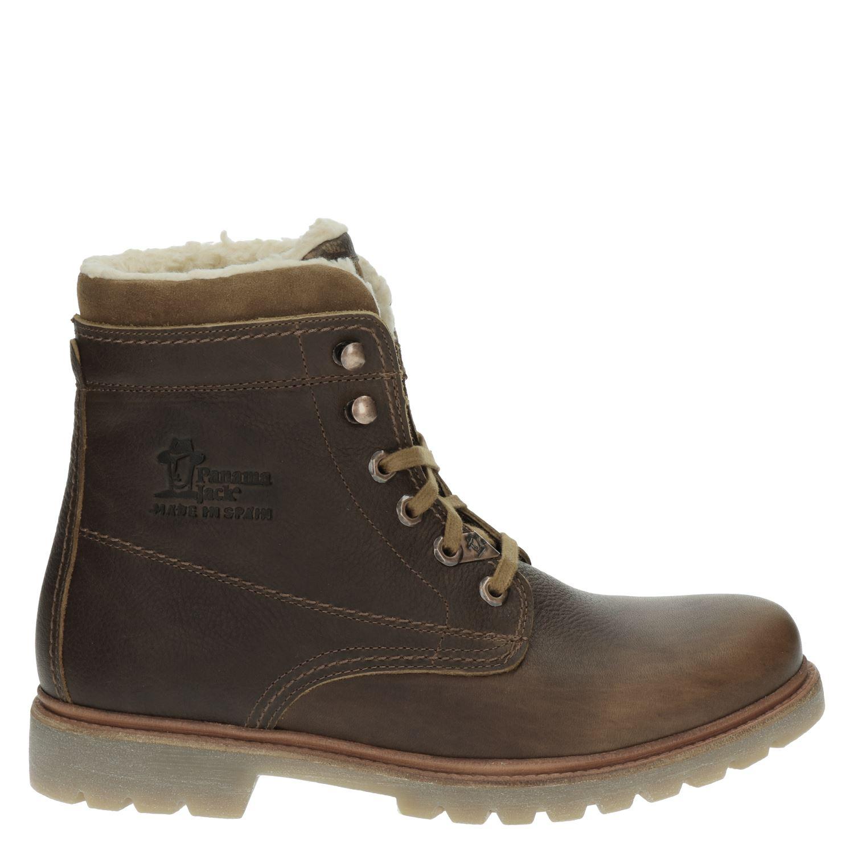 Brun Chaussures Pour Les Hommes Panama Jack D6xS8m