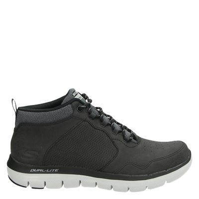 Skechers heren sneakers grijs