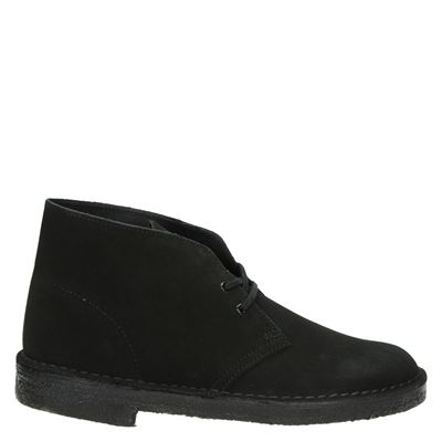 Clarks Originals heren boots zwart