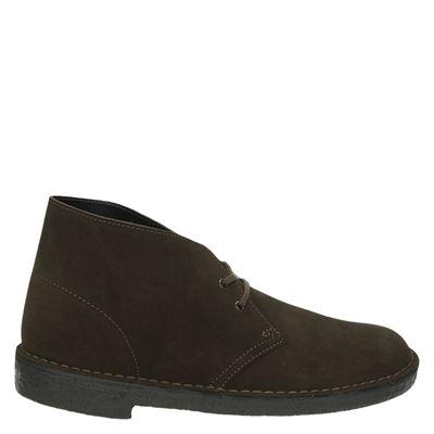 Clarks Originals heren boots bruin