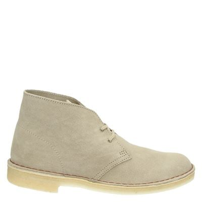 Clarks Originals heren boots beige