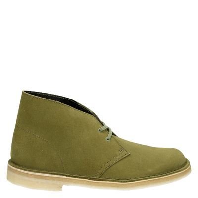 Clarks Originals heren boots groen