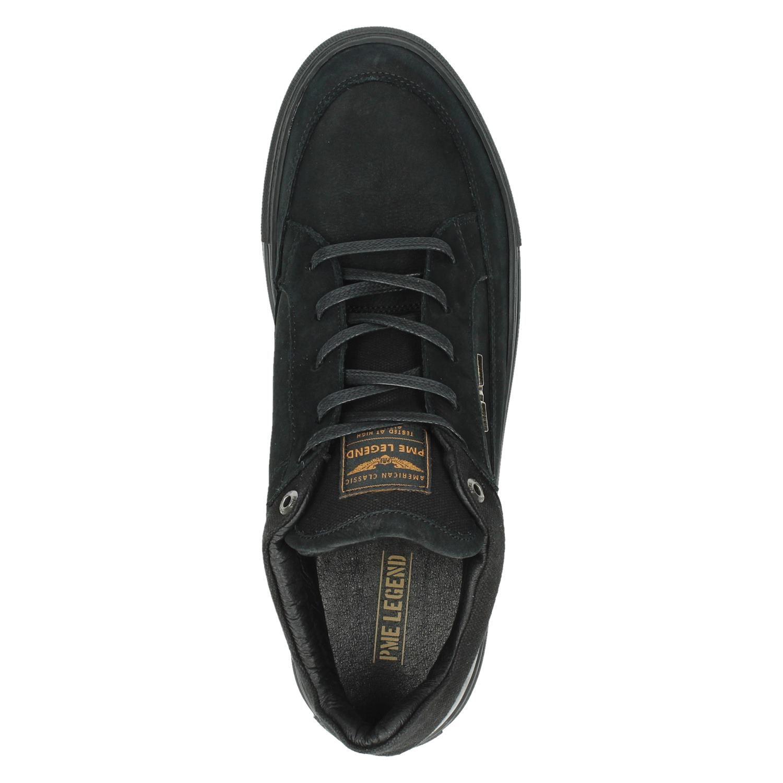 Super PME Legend Cutter heren hoge sneakers zwart ML-24