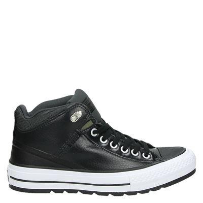 Converse heren boots zwart