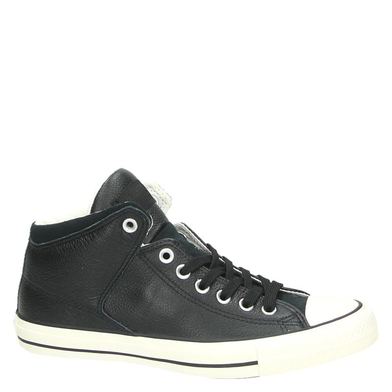 Converse All Star High Street - Lage sneakers - Zwart