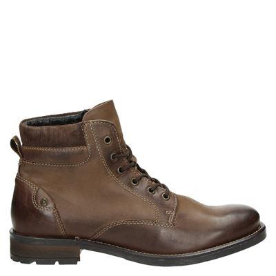 Nelson heren boots bruin