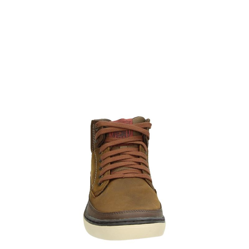 Skechers Relaxed Fit - Veterboots - Bruin