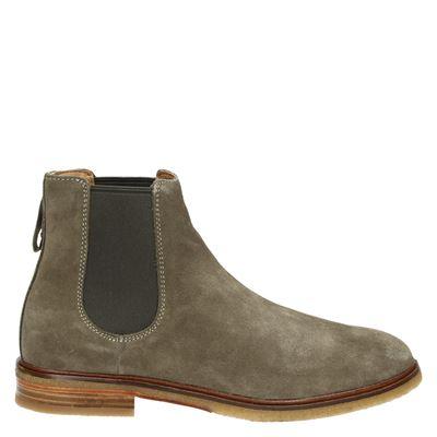 Clarks heren boots groen