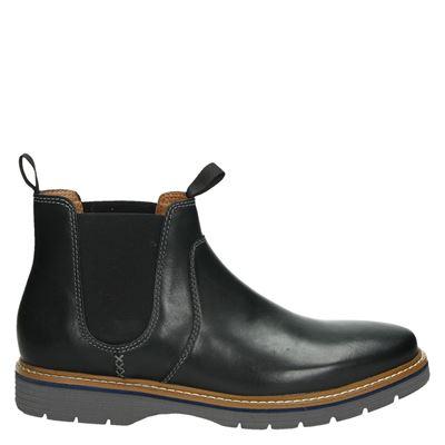 Clarks heren nette schoenen zwart