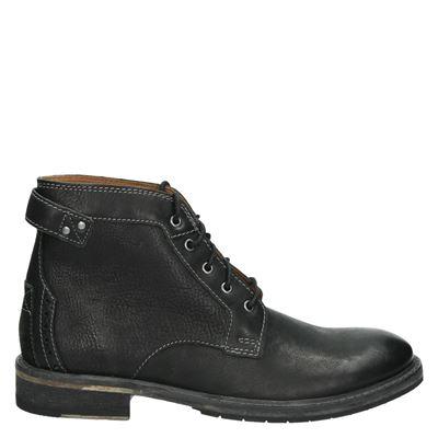 Clarks heren boots zwart
