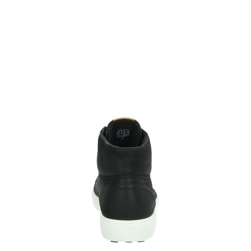 Ecco Soft 7 - Veterboots - Zwart
