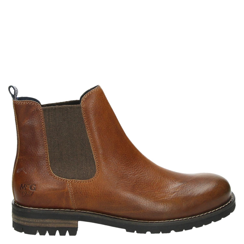 Mc Gregor Chaussures Habillées Firenze Haut Cognac J4QPF