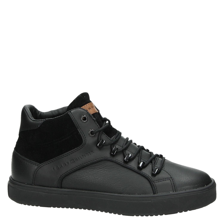 Tommy Hilfiger herensneaker zwart