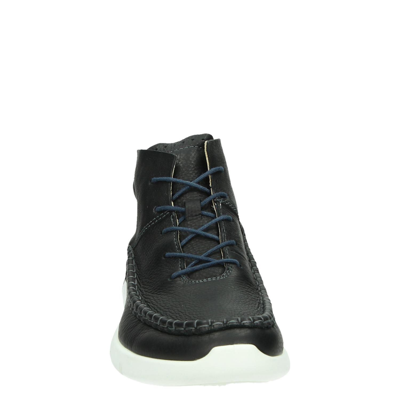 Ecco Hommes Traversent X Chaussure - Noir (noir / Noir), Taille: 46
