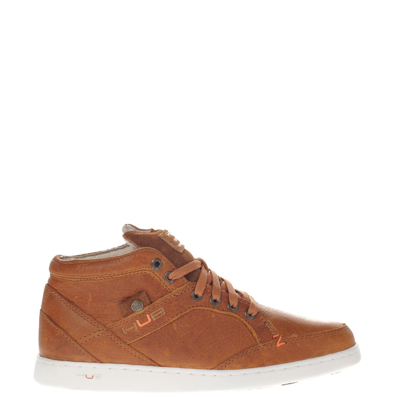 Cognac Moyeu De Chaussures De Sport Hoge fsVhbu