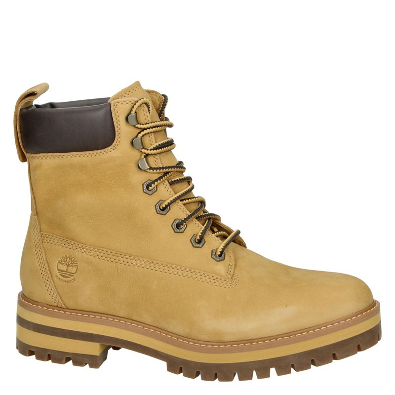 Timberland Courma Guy - Veterboots - Geel