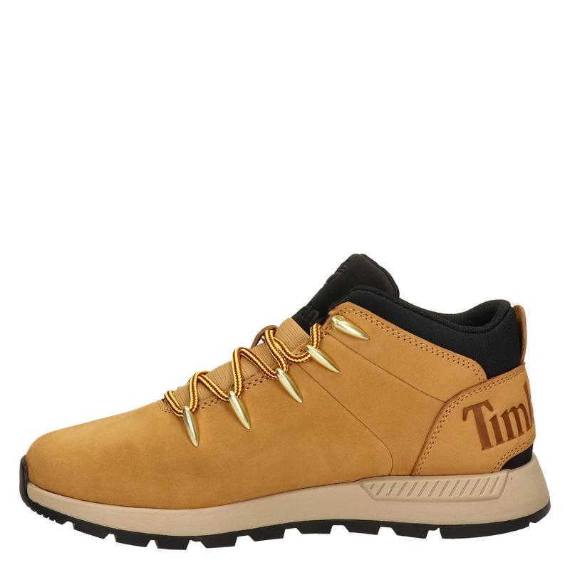 Timberland Sprint Trekker - Lage sneakers - Geel