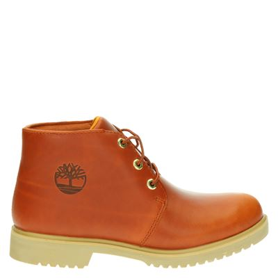 Timberland heren boots cognac