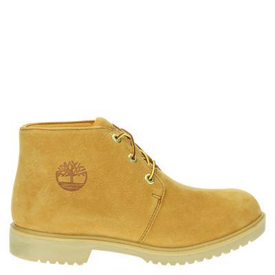 Timberland heren boots geel