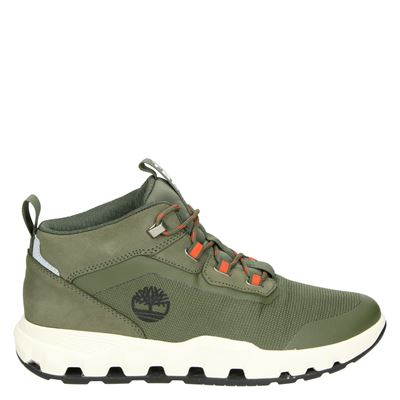 Timberland heren sneakers kaki