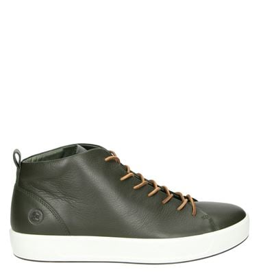 Ecco heren sneakers kaki