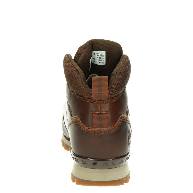 Timberland Splitrock - Veterboots - Cognac
